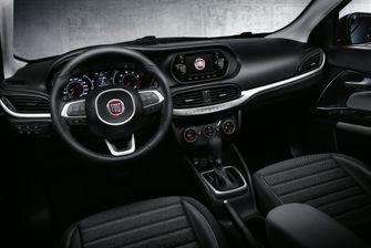 Fiat Tipo dash