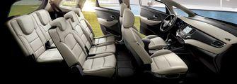 Kia Carens Kia announces details of key upgrades to Carens (Rondo)