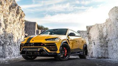 Lamborghini Urus Manhart Performance 1