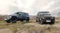 Kahn Jeep en Land Rover