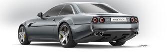 Ferrari 412 Ares Design 5