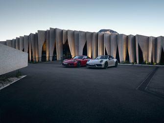 Porsche 992 911 GTS