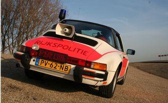 Porsche rijkspolitie politie-porsche