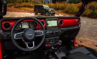Jeep Wrangler ff