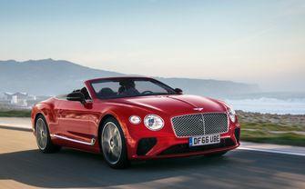 Bentley Continental GTC GT_Cabrio