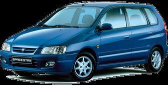 Mitsubishi Space Star (1998 - 2006)