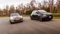 Mini e vs. Fiat 500 e
