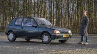 Peugeot 205 Uw Garage