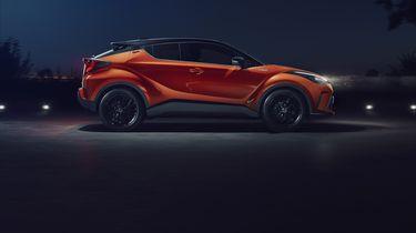 Toyota C-HR High Power Hybrid