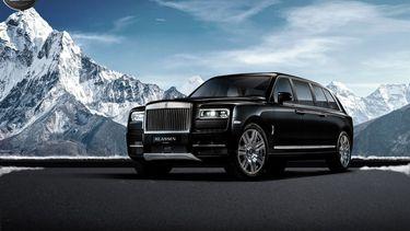 Rolls-Royce Cullinan Klassen Foto 1