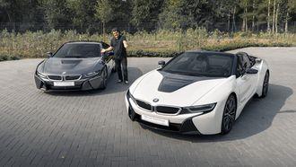 BMW i8 Sjoerds Weetjes
