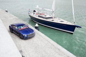 Bentley jacht