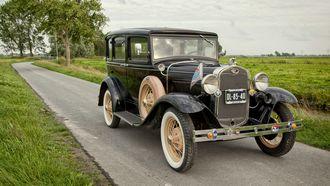 Ford Model A - Autovisie.nl