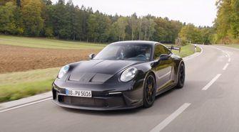 Porsche 992 GT3 Porsche 911 GT3 2021
