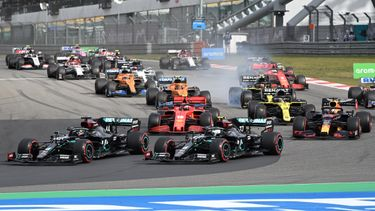 Max Verstappen F1 Nürburgring