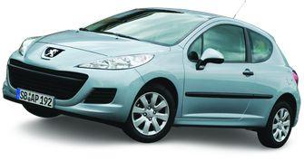 Peugeot 207 (2005 - 2012)