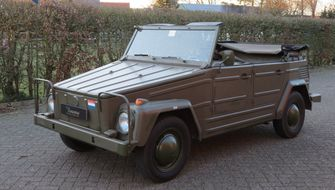 Volkswagen 181 leger 1