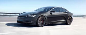 waterstofauto Tesla