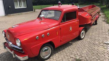 Crosley Microcar Firetruck