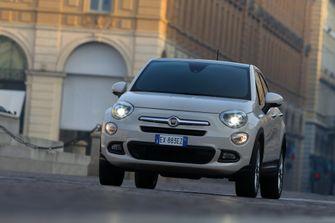 8 Fiat 500X