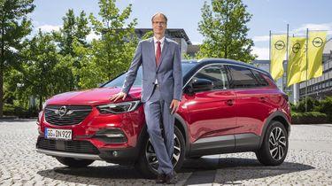 Michael-Lohscheller CEO Opel