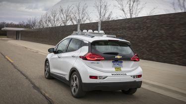Chevrolet-Bolt-EV-Autonoom General Motors -Autovisie.nl-2