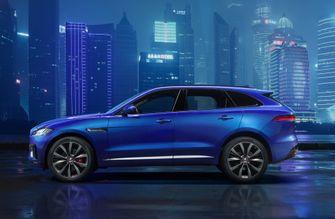 Jaguar F-Pace 001