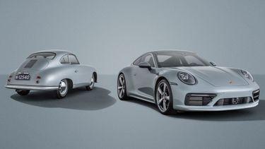 70-jaar Porsche 911 Jubileum Edition 2019