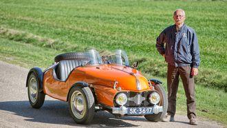Panhard Dyna X Barguette - Wim Boers - Uw Garage - Autovisie.nl