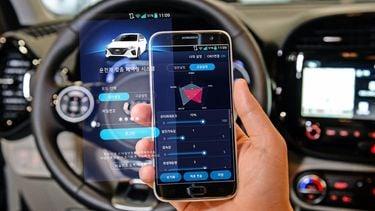 Hyundai Introduces Smartphone Based EV Performance Control Technology3