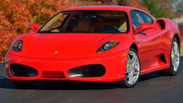 Ferrari F430, auto Donald Trump