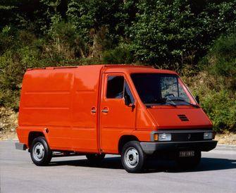 Renault Master buscamper