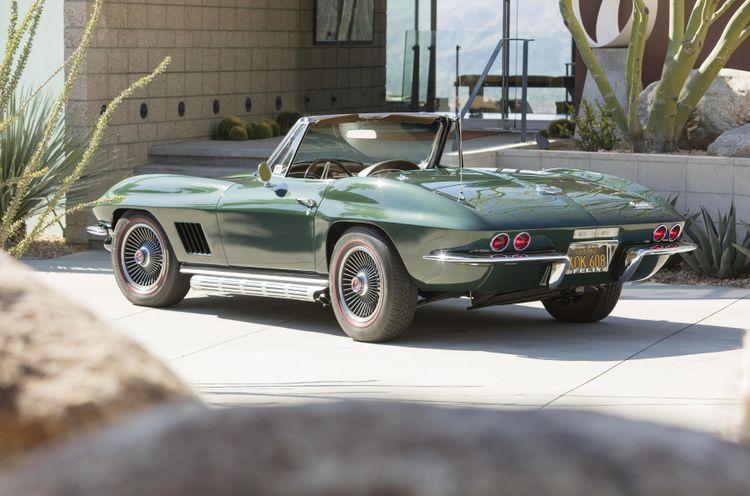 Chevrolet Corvette Stingray 1967