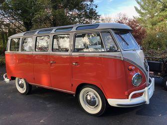 Volkswagen Microbus RM Sotheby's