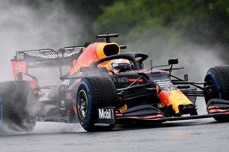 Formule 1-auto Max Verstappen