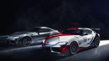 Toyota GR Supra GT4 Concept  2019 (1)