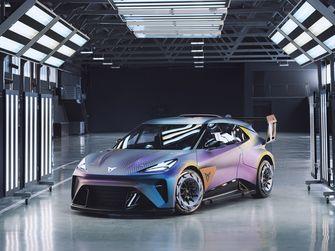 Cupra stadsauto Volkswagen