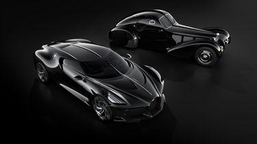 Bugatti Bugatti La Voiture Noire