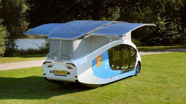 zonne-camper, Tu eindhoven, solar team eindhoven