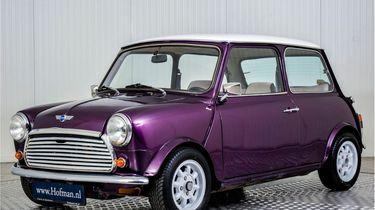 Austin Mini 1100 kleur