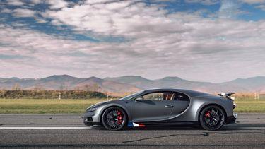 Bugatti Chiron Les Légendes du Ciel