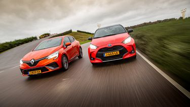 Dubbeltest: Renault Clio vs Toyota Yaris