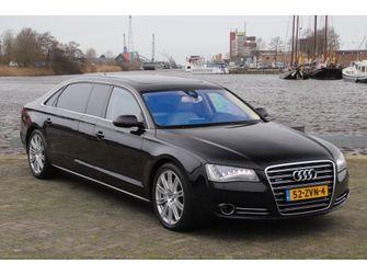Audi A8 Limousine koning Willem-alexander