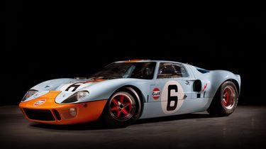 Ook Jij Kunt Een Le Mans Winnende Ford Gt40 Kopen