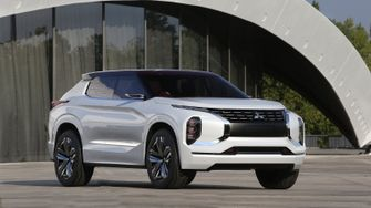 Mitsubishi GT-PHEV Concept 2016 1