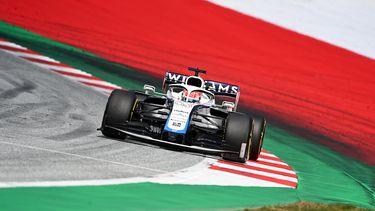 Williams Formule 1 juli 2020
