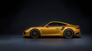 Porsche 911 Turbo S Exclusive Series 1