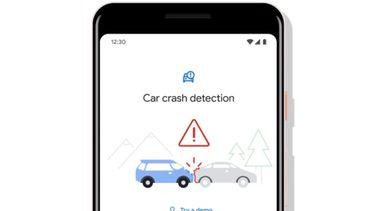 Google Crash App