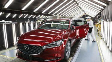 Mazda productieP1J15633l