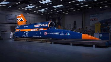 Bloodhound SSC 001